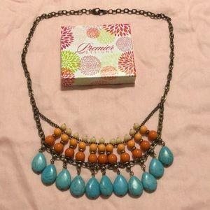 Premier Designs Sunset Necklace